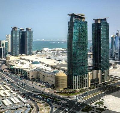Отель Marriott Marquis City Center Doha Hotel 5* Доха Катар