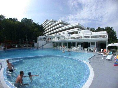 Отель Pliska Hotel 3* Золотые пески Болгария