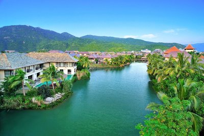 Отель Yalong Bay Villas & Spa 5* о. Хайнань Китай