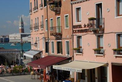 Отель Ca Formenta Hotel 3* Венеция Италия