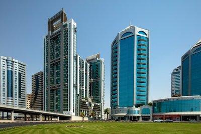Отель Four Points by Sheraton Sharjah 4* Шарджа ОАЭ