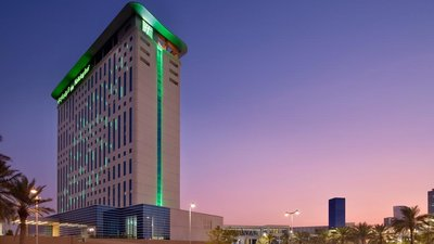 Отель Holiday Inn Dubai Festival City 4* Дубай ОАЭ