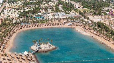 Отель Mirage Bay Resort & Aquapark Lilly Land 4* Хургада Египет