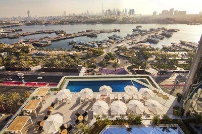 Отель Al Bandar Rotana 5* Дубай ОАЭ