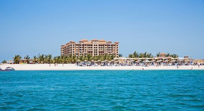 Отель Marjan Island Resort & Spa 5* Рас Аль-Хайма ОАЭ