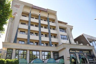 Отель Marhaba Aswan Hotel 3* Асуан Египет