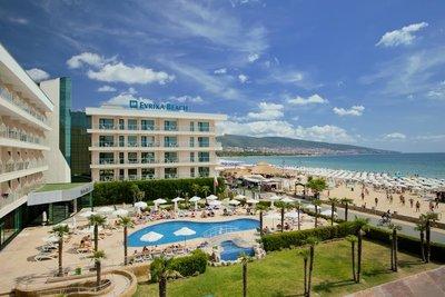 Отель DIT Evrika Beach Club Hotel 4* Солнечный берег Болгария