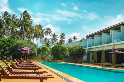 Отель Oak Ray Haridra Beach Resort 4* Ваддува Шри-Ланка