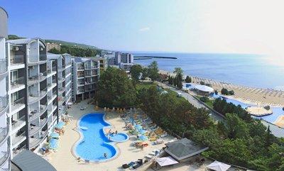Отель Luna Hotel 4* Золотые пески Болгария