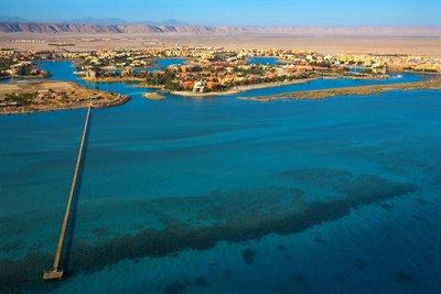 Отель Sheraton Miramar Resort El Gouna 5* Эль-Гуна Египет