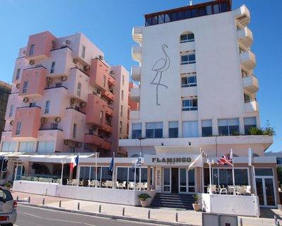 Отель Flamingo Beach Hotel 3* Ларнака Кипр