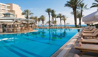 Отель Sensimar Pioneer Beach Hotel 4* Пафос Кипр