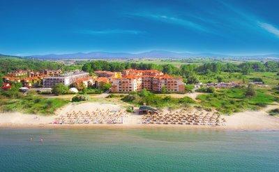 Отель Hacienda Beach 4* Созополь Болгария