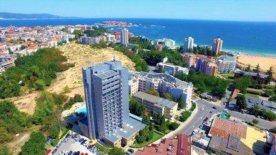 Отель Kamenec Hotel Nessebar 3* Несебр Болгария