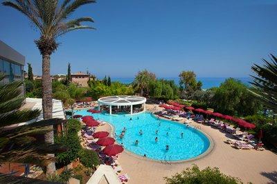 Отель St. Raphael 5* Лимассол Кипр