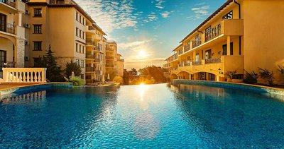 Отель Cliff Obzor Bay 4* Обзор Болгария