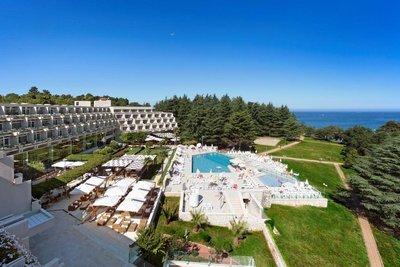 Отель Laguna Mediteran Hotel 3* Пореч Хорватия