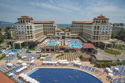 Отель Melia Sunny Beach 4* Солнечный берег Болгария