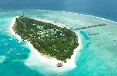Отель Meeru Island Resort & Spa 5* Северный Мале Атолл Мальдивы
