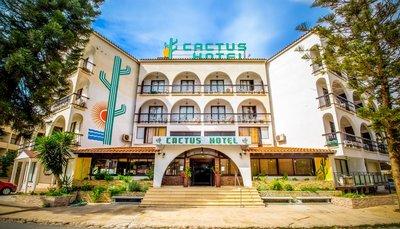 Отель Cactus Hotel 2* Ларнака Кипр