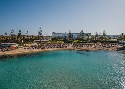 Отель Nissi Beach Resort 4* Айя Напа Кипр