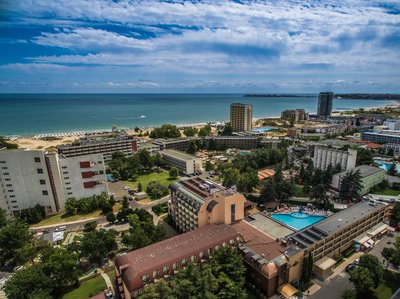 Отель Байкал 3* Солнечный берег Болгария