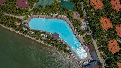 Отель Diamond Bay Resort 4* Нячанг Вьетнам