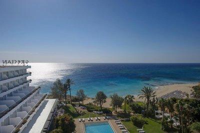 Отель Grecian Sands Hotel 4* Айя Напа Кипр