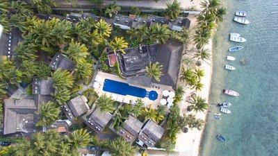 Отель Cocotiers Hotel 2* о. Маврикий Маврикий