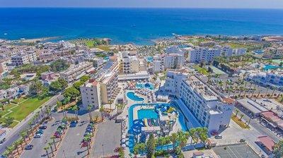 Отель Anastasia Beach Hotel 4* Протарас Кипр
