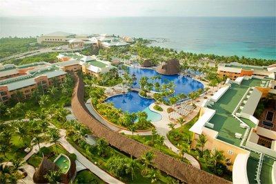 Отель Barcelo Maya Palace 5* Ривьера Майя Мексика