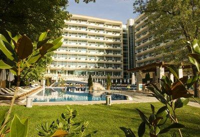 Отель Гранд Оазис 4* Солнечный берег Болгария