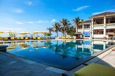 Отель Allezboo Beach Resort & SPA 4* Фантьет Вьетнам