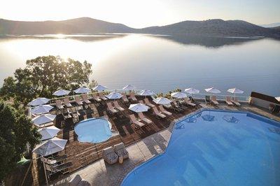 Отель Elounda Blu Beach Hotel 4* о. Крит – Элунда Греция