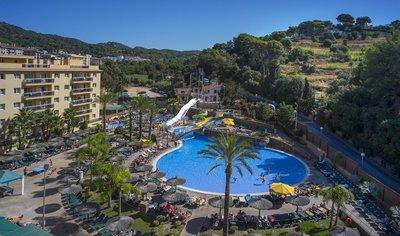 Отель Rosamar Garden Resort Hotel 4* Коста Брава Испания