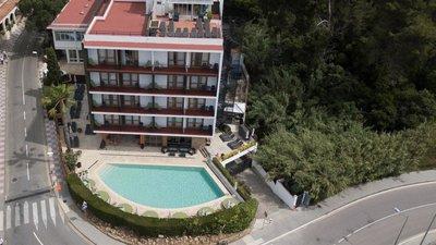 Отель Alegria Santa Cristina 4* Коста Брава Испания