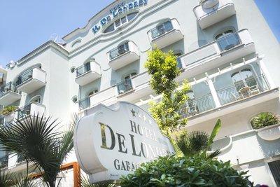 Отель De Londres Hotel 4* Римини Италия