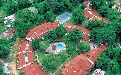 Отель Berjaya Praslin Resort 3* о. Праслин Сейшельские о-ва