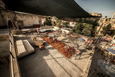 Отель Harkasos Cave Hotel 4* Каппадокия Турция