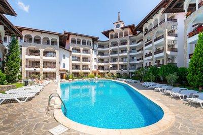 Отель Severina Hotel & Apartments 3* Солнечный берег Болгария