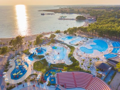 Отель Zaton Holiday Resort 4* Задар Хорватия