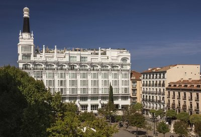 Отель ME Madrid Reina Victoria 4* Мадрид Испания