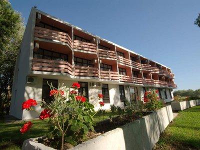 Отель Velika Plaza 2* Ульцинь Черногория