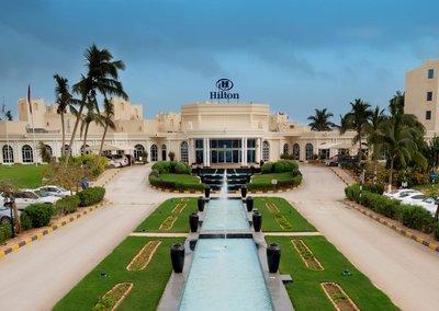 Отель Hilton Salalah Resort 5* Салала Оман