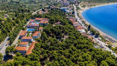Отель Philoxenia Hotel 4* Халкидики – Ситония Греция