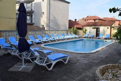 Отель Chris Hotel 3* Святой Влас Болгария