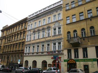 Отель Tosca EA Hotel 3* Прага Чехия