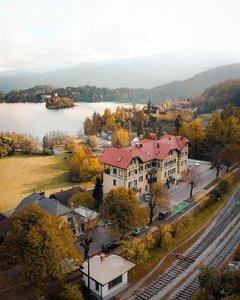 Отель Triglav Bled Hotel 4* Блед Словения