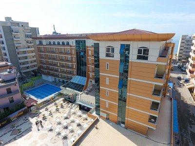 Отель Germany Hotel 4* Дуррес Албания