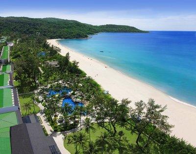 Отель Katathani Phuket Beach Resort 5* о. Пхукет Таиланд